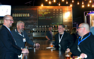 The Art of the Craft: Local Innovations in Wine, Whiskey & Brew