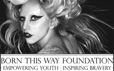 Lady Gaga Raises $2.6M and Gives Away $5K